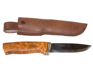 Click here for a larger image of the knife and it's sheath.