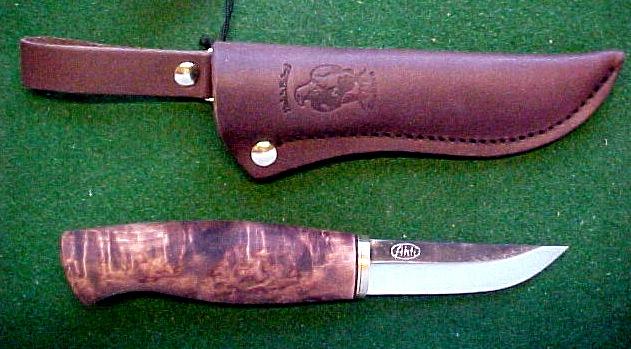 Ragnar's Finnish Knives from Ahti