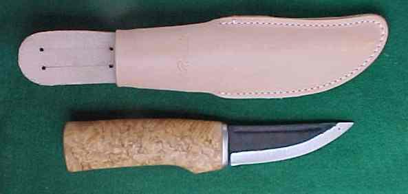 Finnish Knives from Roselli