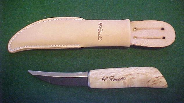 Finnish Knives from Roselli